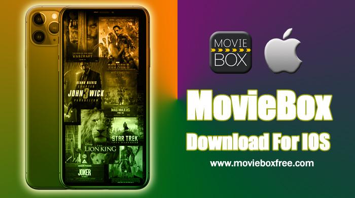 Moviebox iOS