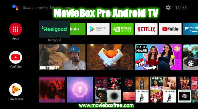 MovieBox Pro Android TV
