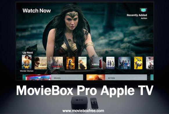 MovieBox Pro Apple TV